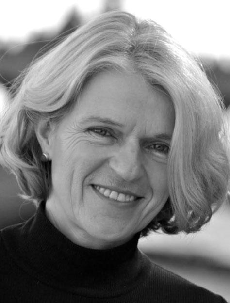 Portrait of Dorothee Wenner