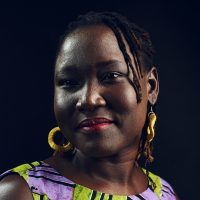 Adong Judith, TED Fellow. TEDGlobal 2017 - Builders, Truth Tellers, Catalysts, August 27-30, 2017, Arusha, Tanzania. Photo: Bret Hartman / TED