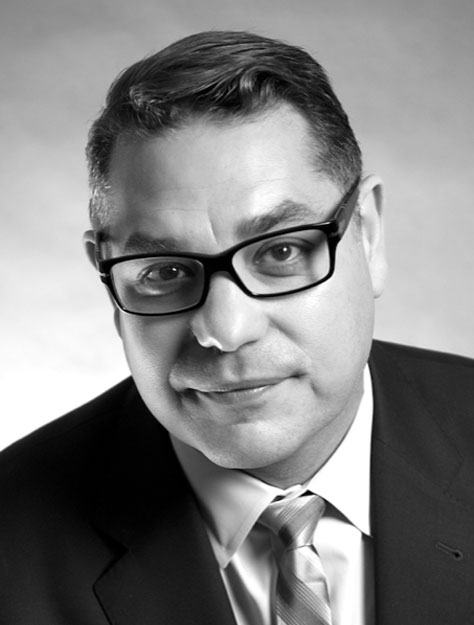 Portrait of Mike Gabrawy